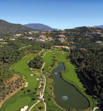 best golf Spain